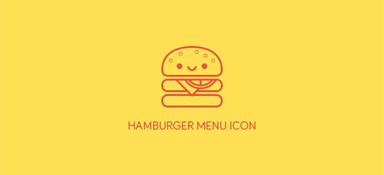 Долой скучные меню-гамбургеры в UI: альтернативные решения