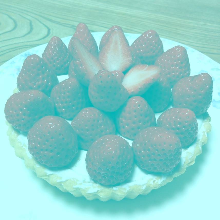 red-less-strawberry-photo