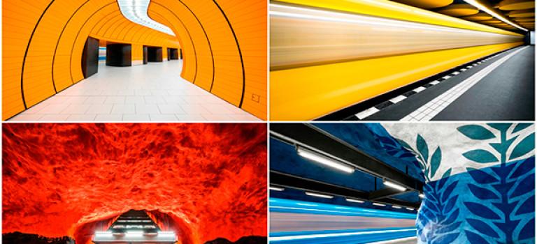 Возможно ли сделать хороший дизайн станции метро?