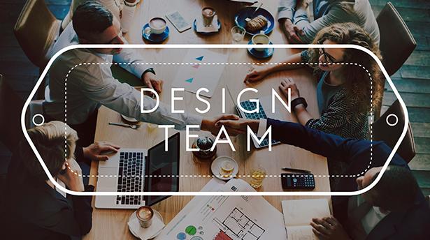 Design Team Creativity Ideas Unity Concept