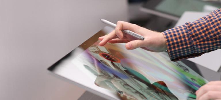 Личный опыт использования Microsoft Surface Studio
