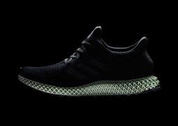 Adidas представила новые кроссовки напечатанные на 3D принтере [Видео]