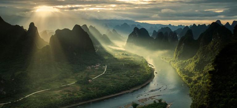 7 правил красивых пейзажных снимков