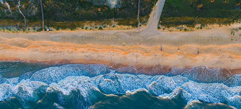 20 потрясающих фото, снятых на дрон