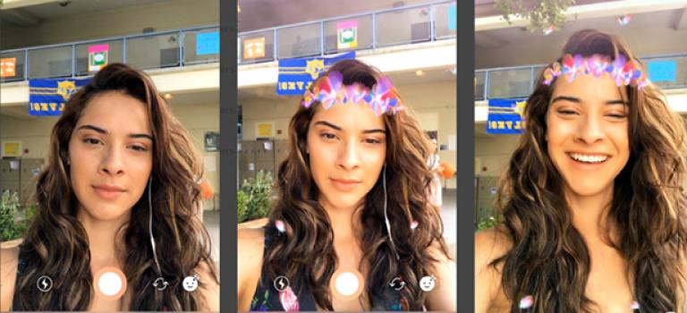 Instagram еще больше стал похож на Snapchat