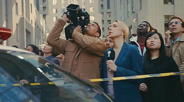 Рекламные ролики, снятые в Киеве