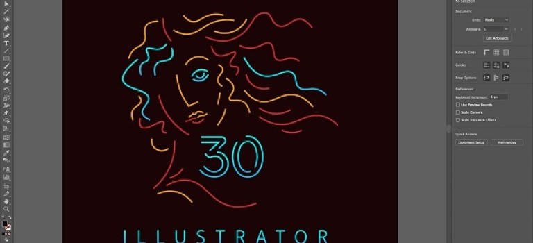 Adobe Illustrator CC 2018 доступен для загрузки