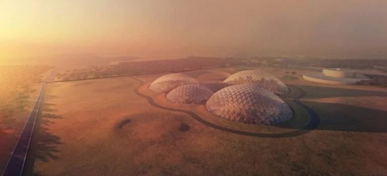 На Земле появится марсианский город