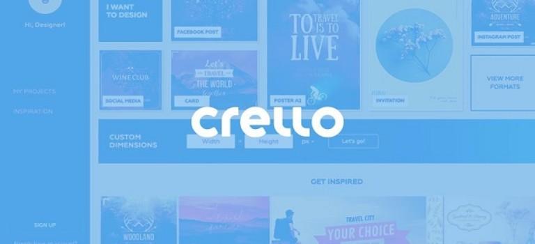 Теперь в Crello можно создавать анимированный дизайн