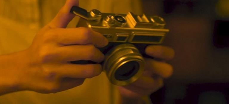 «Плёночная» камера, которая снимает цифровые фото