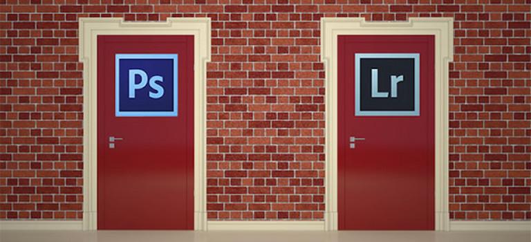 Photoshop vs Lightroom: что и когда использовать