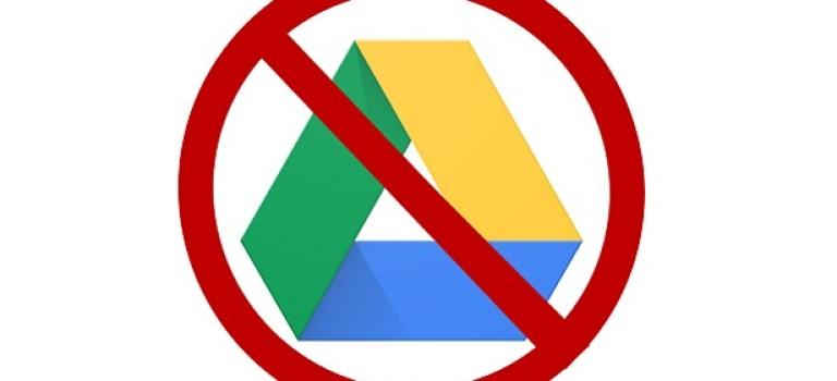 Полезные инструменты: 5 альтернатив для Google Drive