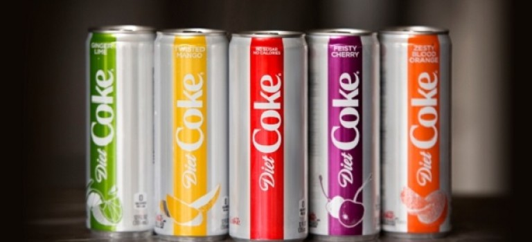 Coca-Cola провёла первый за 35 лет ребрендинг Diet Coke