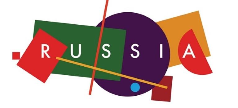 Работы Малевича послужили основой туристической айдентики России