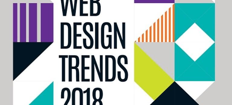 Главные тренды веб-дизайна в 2018 году