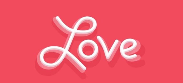 11 очаровательных валентинок от дизайнеров