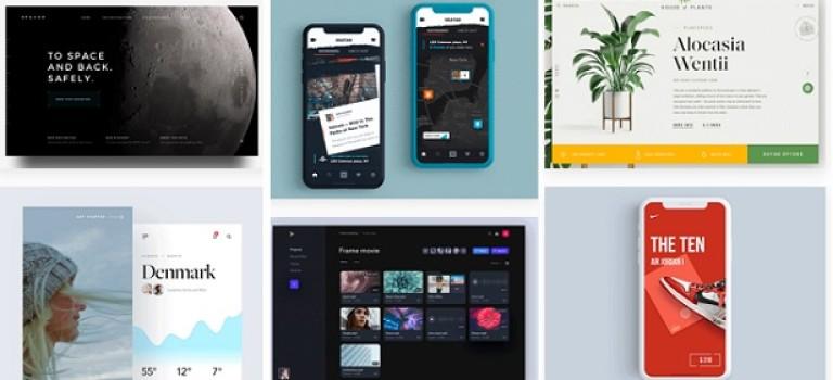 Подборка крутого UI контента за прошедшую неделю