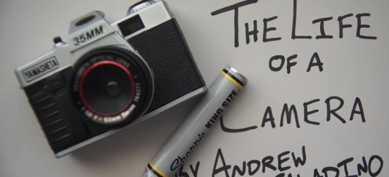 Эта короткометражка рассказывает историю жизни фотоаппарата