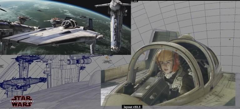 Как создавались визуальные эффекты в «Звёздные войны: Последние джедаи»