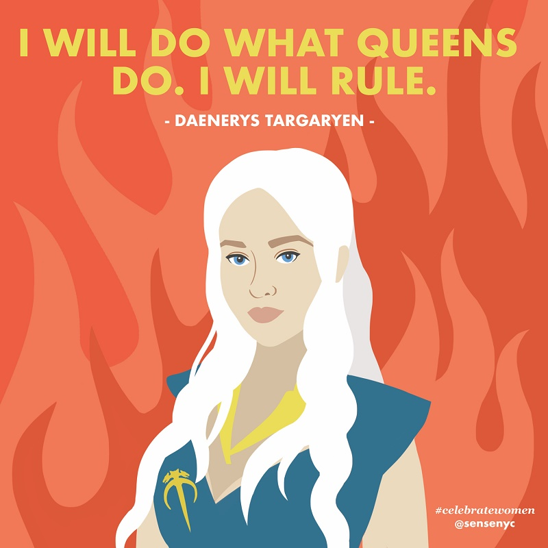Daenerys-Targaryen-by-Sense-NYC