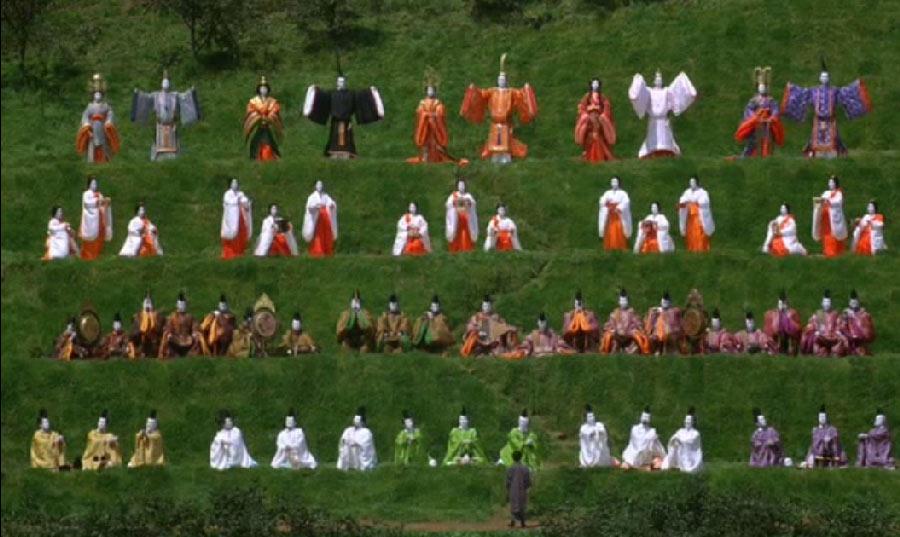 Кадр із фільму «Сни» Акіри Куросави