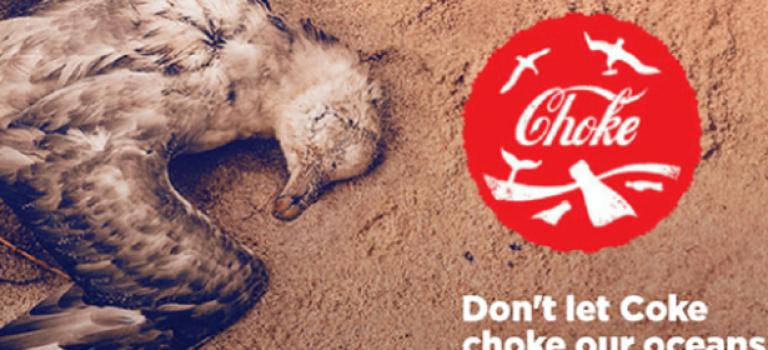 Greenpeace vs Coca-Cola: организация вновь сражается за чистоту океана