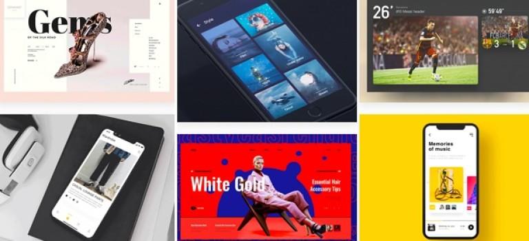 Подборка крутого UI контента за прошедшую неделю #11
