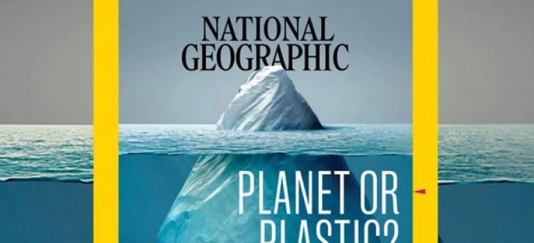 National Geographic для обложки использовал «стоковое» фото