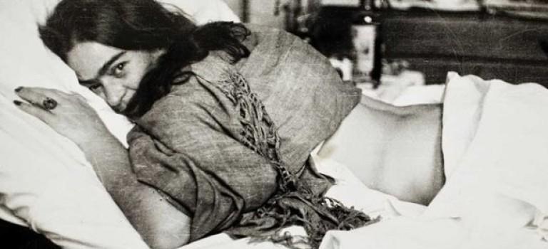 Google запускает онлайн-выставку в честь Фриды Кало
