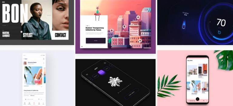 Подборка крутого UI контента за прошедшую неделю #15
