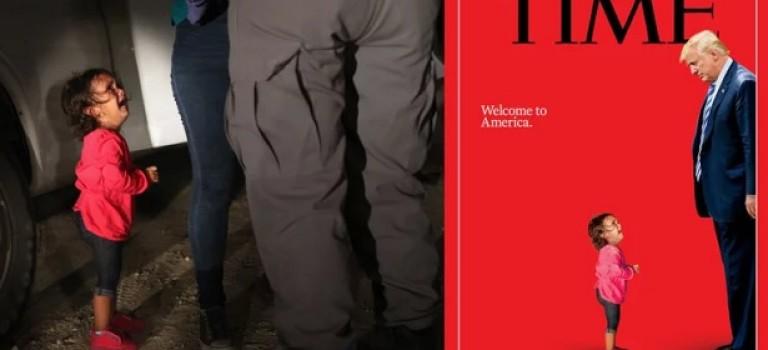 Новая обложка TIME: подтасованная правда?