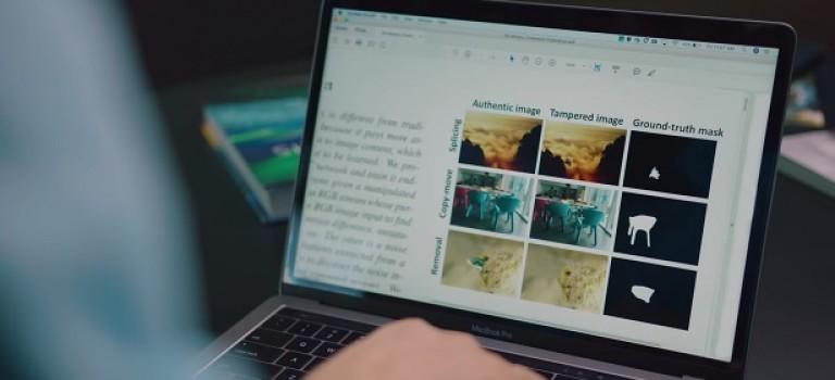 Adobe использует ИИ для обнаружения ретушированных изображений
