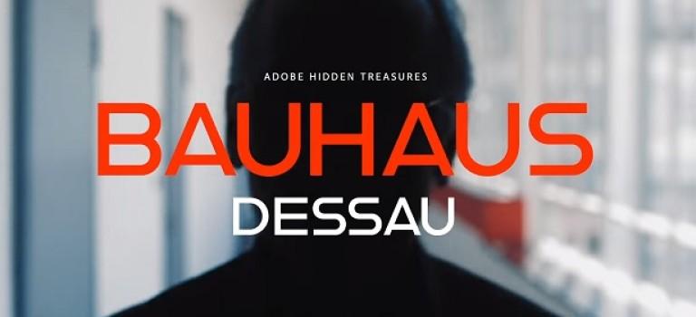 Adobe возрождает шрифты от легендарных мастеров дизайна Баухаус