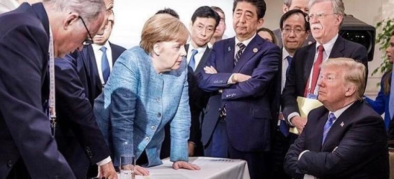 Такие разные фотографии G7