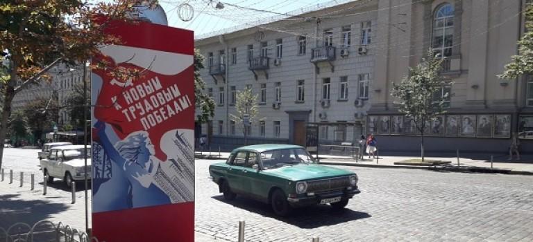 HBO снимает в Киеве сериал про Чернобыль