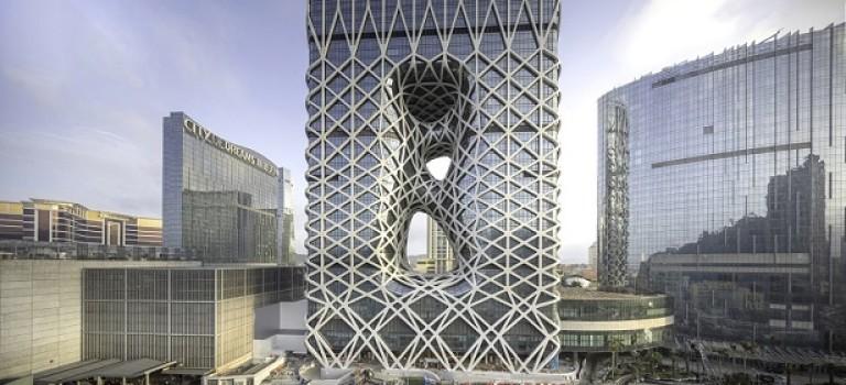 Zaha Hadid Architects построили в Китае потрясающий отель