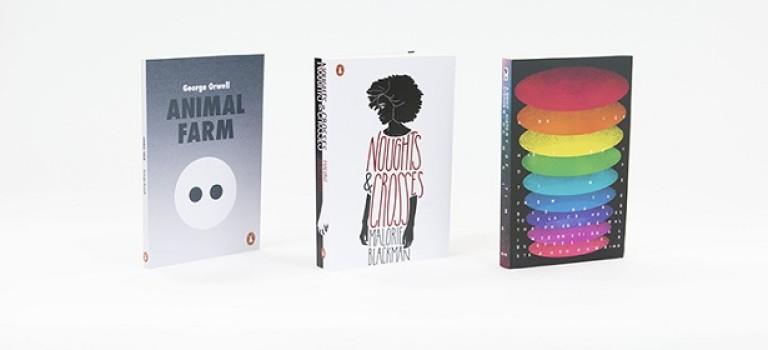 Penguin Random House назвал лучших дизайнеров обложек для книг