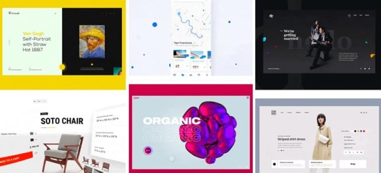 Подборка крутого UI контента за прошедшую неделю #20