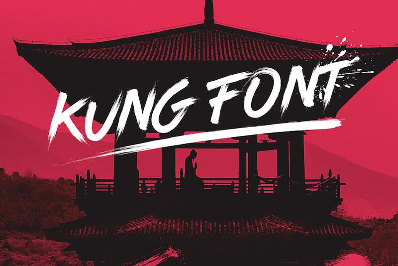 Kung-Font