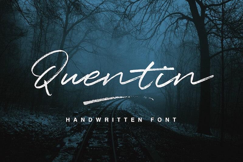 Quentin Script