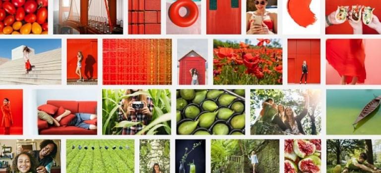 Adobe делится трендовыми цветами лета от Pantone