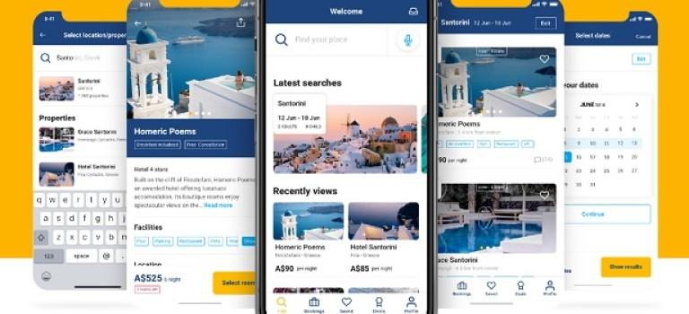 UX кейс: новое приложение для Booking.com
