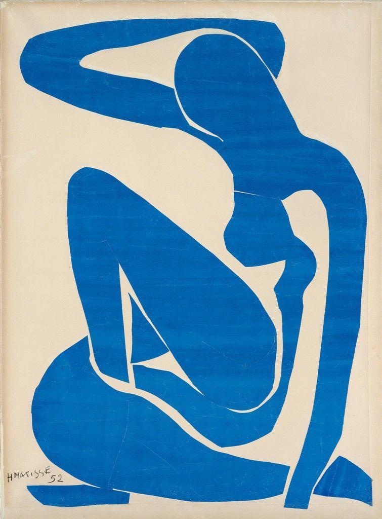 Анри Матисс «Голубая обнаженная», 1907 Фонд Бейелер