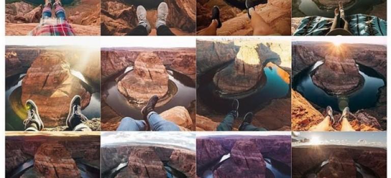 Этот аккаунт Instagram показывает всю «оригинальность» фотографий
