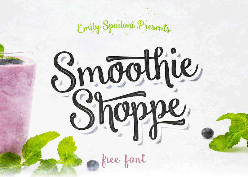 smoothie shoppe