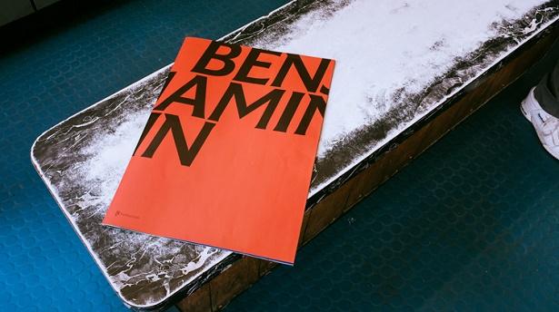 typeface-benjamin