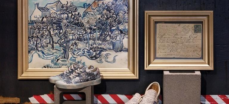Vans выпустит коллекцию в честь Ван Гога