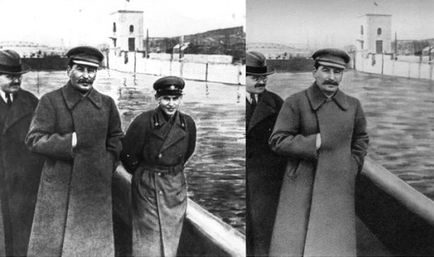 Soviet-photoshop