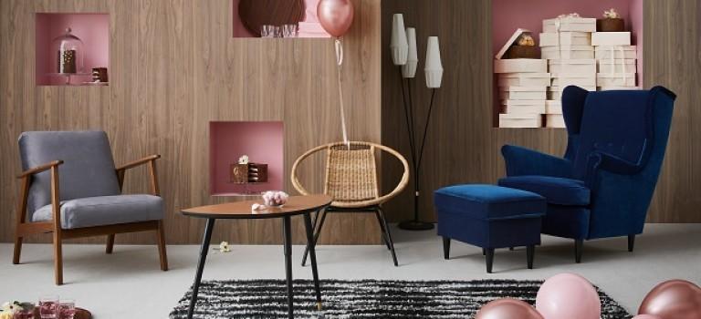 К 75-летию IKEA запускает винтажную коллекцию