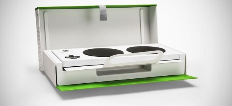 Microsoft разработала потрясающую упаковку для Xbox Adaptive Controller